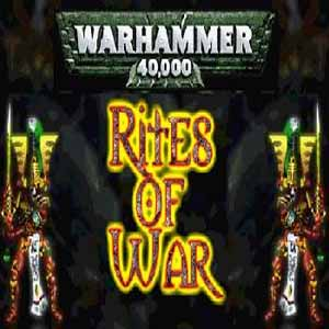 Buy Warhammer 40000 Rites of War CD Key Compare Prices