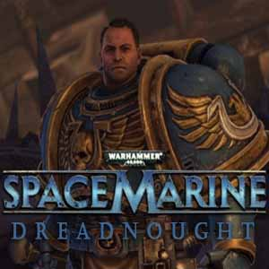Warhammer 40000 Space Marine Dreadnought