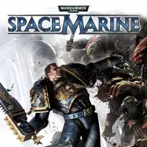 Buy Warhammer 40000 Space Marine Game PS3 Game Code Compare Prices