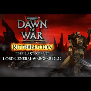 Buy Warhammer 40K Dawn of War 2 Retribution Lord General Wargear CD Key Compare Prices