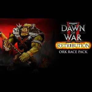 Warhammer 40K Dawn of War 2 Retribution Ork Race Pack