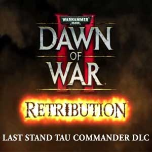 Buy Warhammer 40K Dawn of War 2 Retribution The Last Stand Tau Commander CD Key Compare Prices