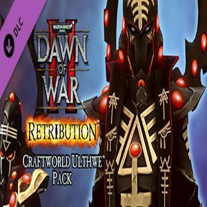 Warhammer 40K Dawn of War 2 Retribution Ulthwe Wargear DLC