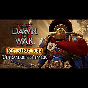 Warhammer 40K Dawn of War 2 Ultramarines Pack