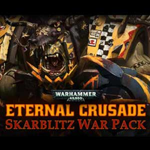 Buy Warhammer 40K Eternal Crusade SKARBLITZ War Pack CD Key Compare Prices