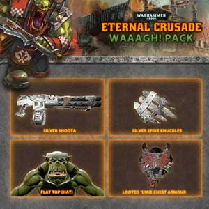 Warhammer 40K Eternal Crusade Waaagh! Weapon Pack