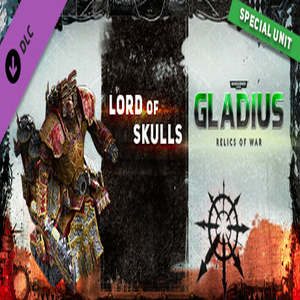 Buy Warhammer 40K Gladius Lord of Skulls CD Key Compare Prices