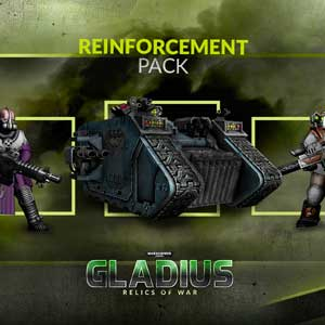 Buy Warhammer 40K Gladius Reinforcement Pack CD Key Compare Prices