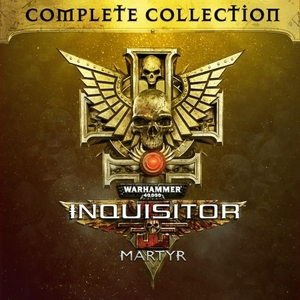 Warhammer 40K Inquisitor Martyr Complete Collection