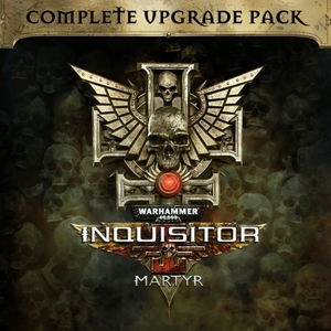 Warhammer 40K Inquisitor Martyr Complete Upgrade Pack