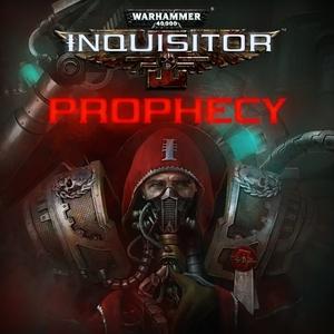 Warhammer 40K Inquisitor Martyr Prophecy