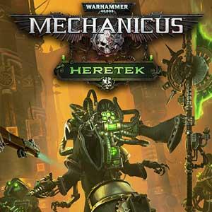Warhammer 40K Mechanicus Heretek