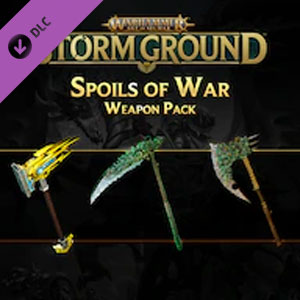 Warhammer Age of Sigmar Storm Ground Spoils of War Weapon Pack