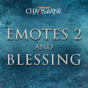 Warhammer Chaosbane  Emotes 2 and Blessing