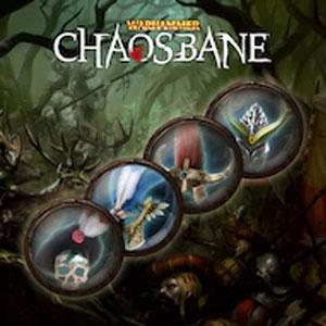 Warhammer Chaosbane Helmet Pack