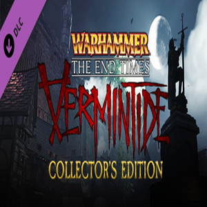 Warhammer End Times Vermintide Collectors Edition Upgrade