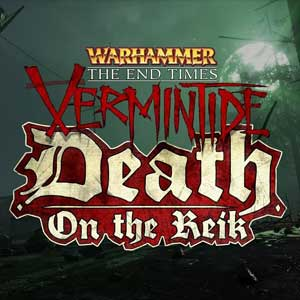 Warhammer End Times Vermintide Death on the Reik