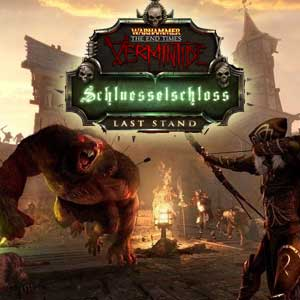 Warhammer End Times Vermintide Schluesselschloss