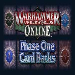 Warhammer Underworlds Online Cosmetics Phase One Card Backs