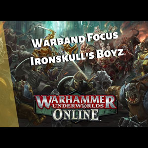 Buy Warhammer Underworlds Online Warband Ironskull's Boyz CD Key Compare Prices