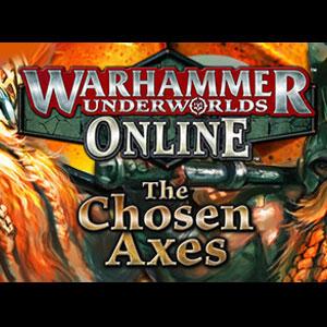 Warhammer Underworlds Online Warband The Chosen Axes