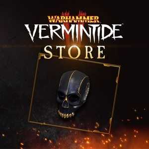Warhammer Vermintide 2 Cosmetic Deathvigil Mask