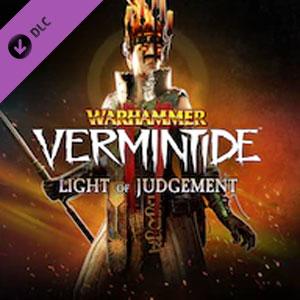 Warhammer Vermintide 2 Light of Judgement