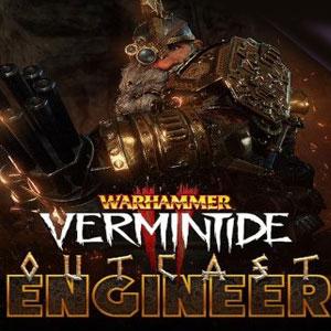 Warhammer Vermintide 2 Outcast Engineer Career