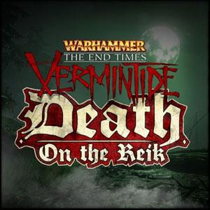 Warhammer Vermintide Death on the Reik