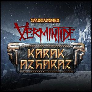 Warhammer Vermintide Karak Azgaraz
