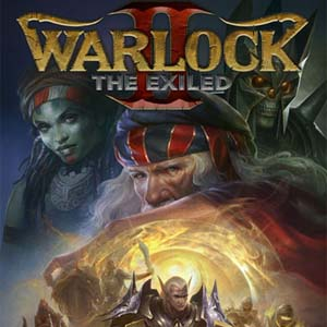 Buy Warlock 2 The Exiled Three Mighty Mages CD Key Compare Prices