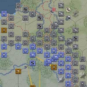 Coordination map