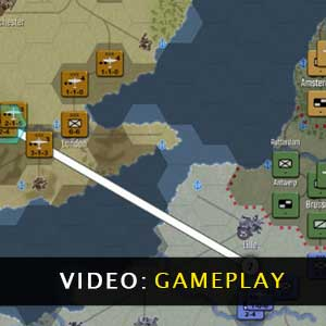 WarPlan Gameplay Video
