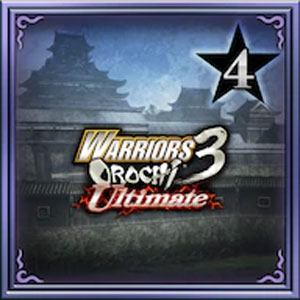 WARRIORS OROCHI 3 Ultimate STAGE PACK 4