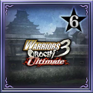 WARRIORS OROCHI 3 Ultimate STAGE PACK 6