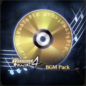 WARRIORS OROCHI 4 BGM Pack