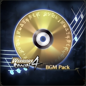 WARRIORS OROCHI 4 BGM Pack