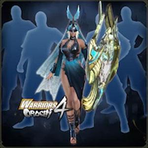 WARRIORS OROCHI 4 Legendary Costumes OROCHI Pack 4