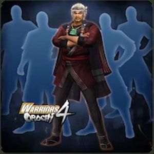 WARRIORS OROCHI 4 Legendary Costumes Wu Pack 1