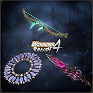 WARRIORS OROCHI 4 Sacred Treasures Pack 2
