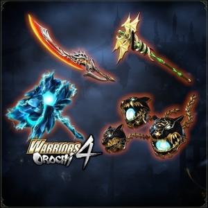 WARRIORS OROCHI 4 Sacred Treasures Pack