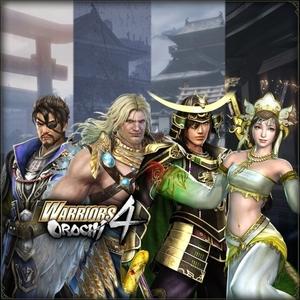 WARRIORS OROCHI 4 Scenario Pack