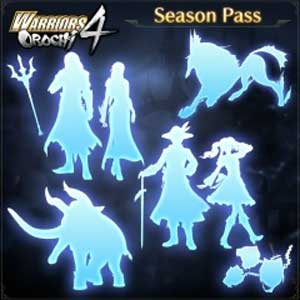 Buy Warriors Orochi 4 Season Pass CD Key Compare Prices