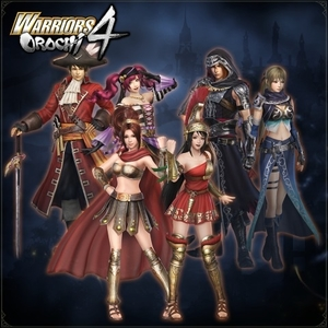 WARRIORS OROCHI 4 Special Costumes Pack