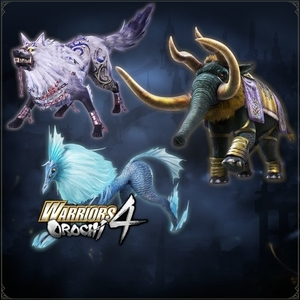 WARRIORS OROCHI 4 Special Mounts Pack