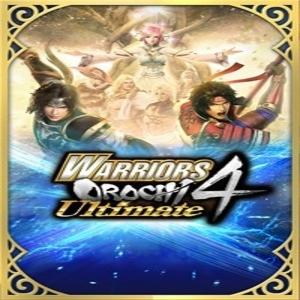 Warriors Orochi 4 Ultimate Deluxe