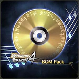WARRIORS OROCHI 4 Ultimate Series BGM Pack