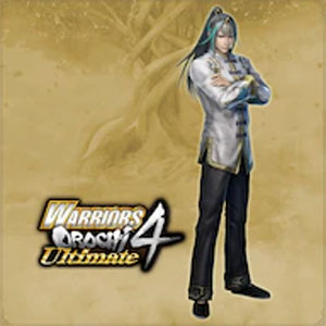 WARRIORS OROCHI 4 Ultimate Special Costume for Yang Jian