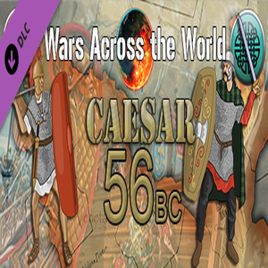 Wars Across the World Caesar 56