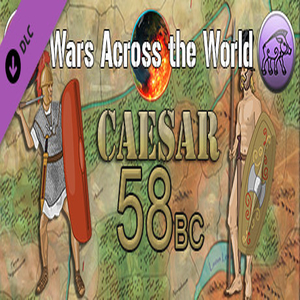 Wars Across The World Caesar 58